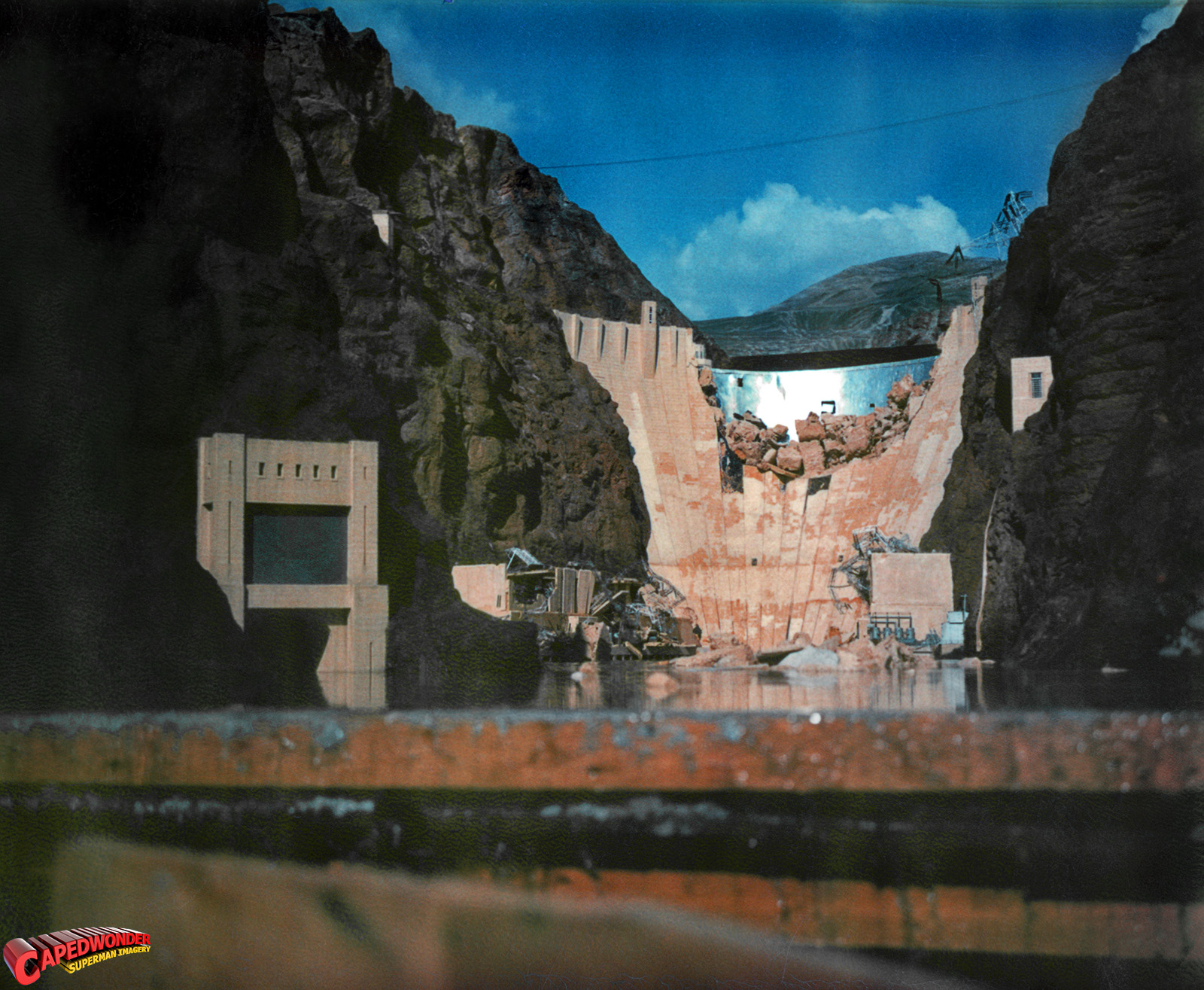 hoover dam james bond