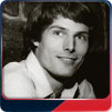 A very young Christopher Reeve.