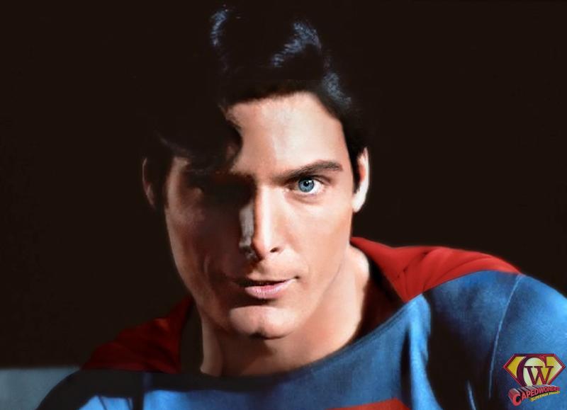 Christopher Reeve Superman Smile | www.pixshark.com ...