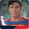 Christopher Reeve talks to Margot Kidder in Superman-The Movie.