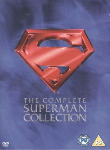 The Complete Superman Movie Collection.