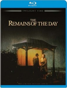 The Remains of the Day Blu-ray from Twilight Time.
