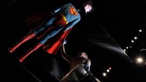 Superman IV costume.