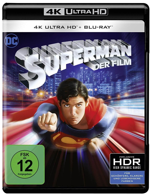 Superman-The Movie 4K UHD German Amazon