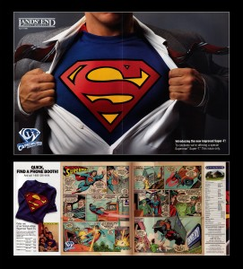 CW-April-1996-Lands-End-catalog-Superman-shirt-rip