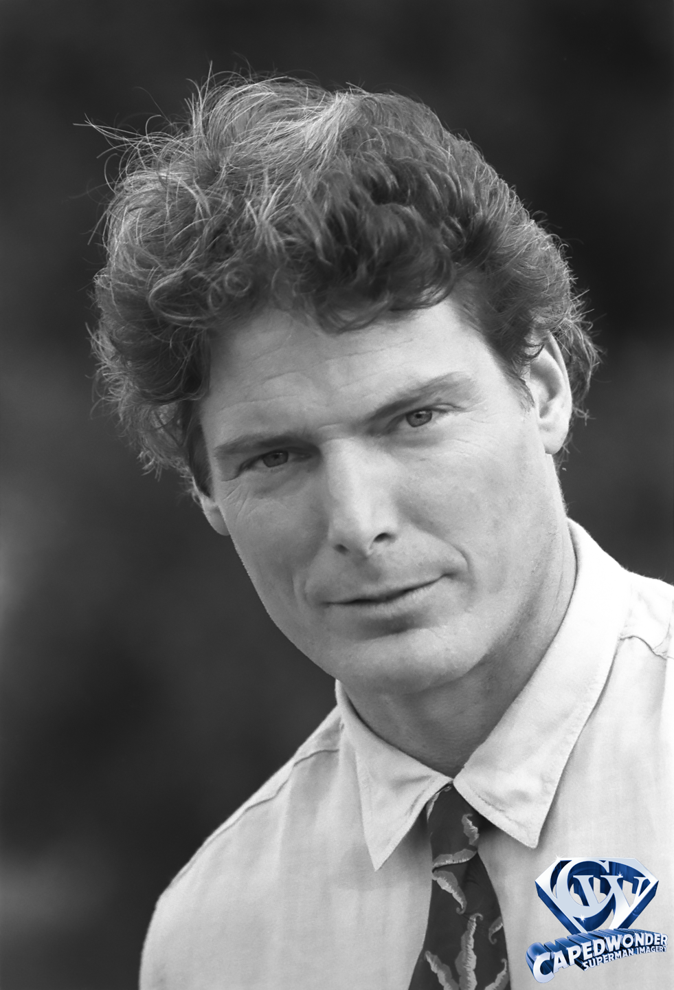 CW-Christopher-Reeve-B&W-headshot-1988