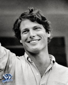 Christopher Reeve at Martha's Vineyard in August 1984.