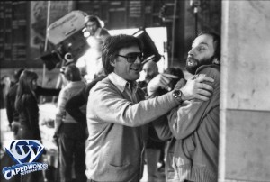 Richard Donner and Editor Stuart Baird.
