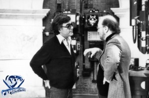 Richard Donner and John Williams.