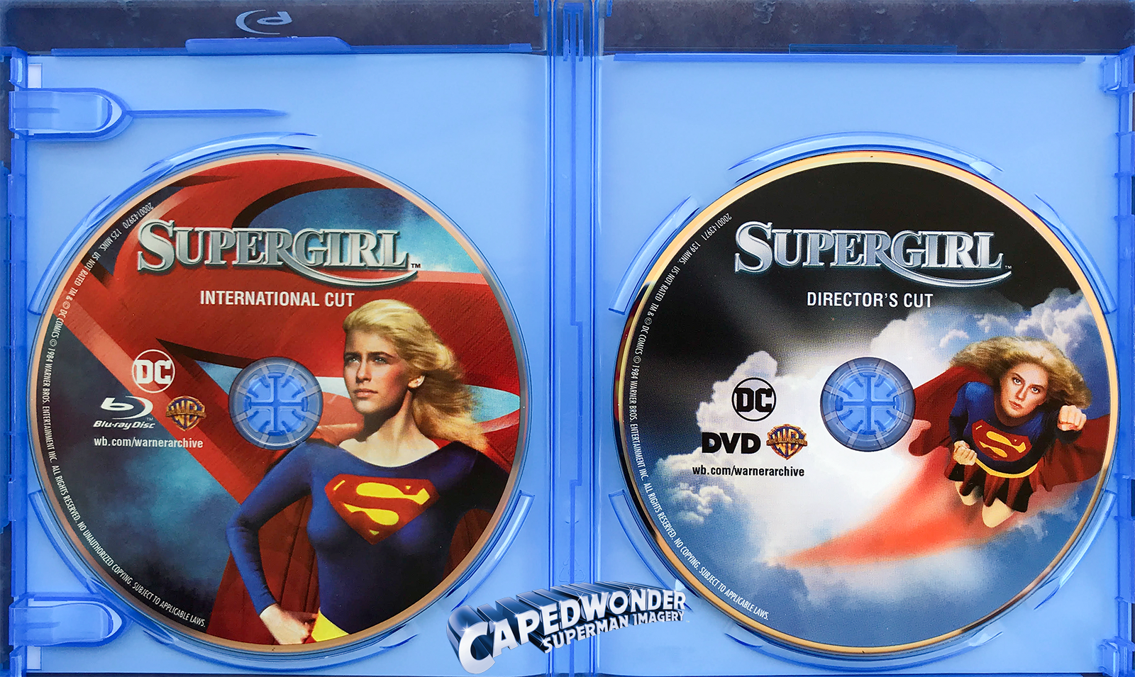 CW-Supergirl(1984)-BD-DVD-discs