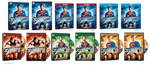 CW-all-Superman-titles