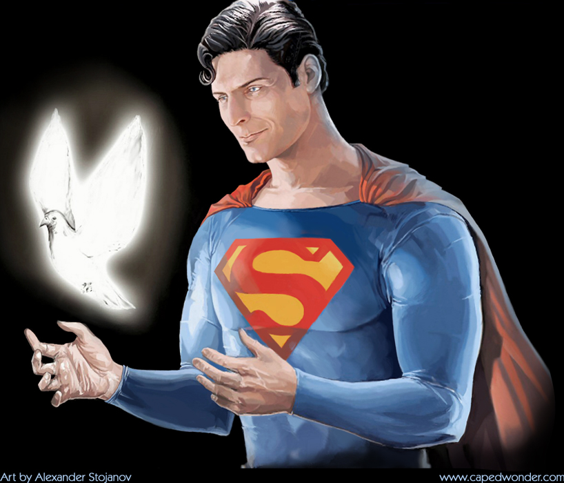 Tribute Gallery | CapedWonder Superman Imagery ...