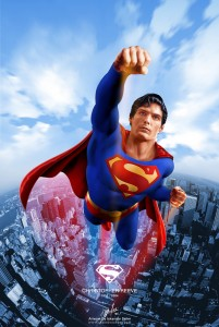 CW-tribute-art-superman_soars