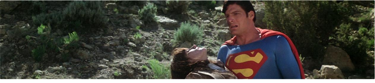 Superman-The Movie Gallery — Lois' Demise & Saving Lois Lane
