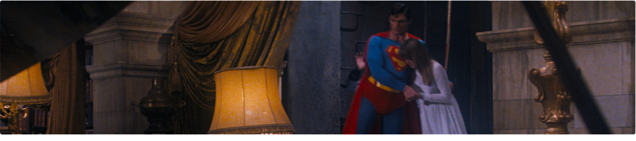 Superman-The Movie Gallery -- Superman Saves Eve & Prison Delivery