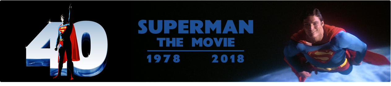 CapedWonder.com Celebrates the 40th Anniversary of Superman-The Movie!