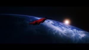 CapedWonder-STM-Superman-smiles-above-earth-015