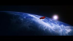 CapedWonder-STM-Superman-smiles-above-earth-022