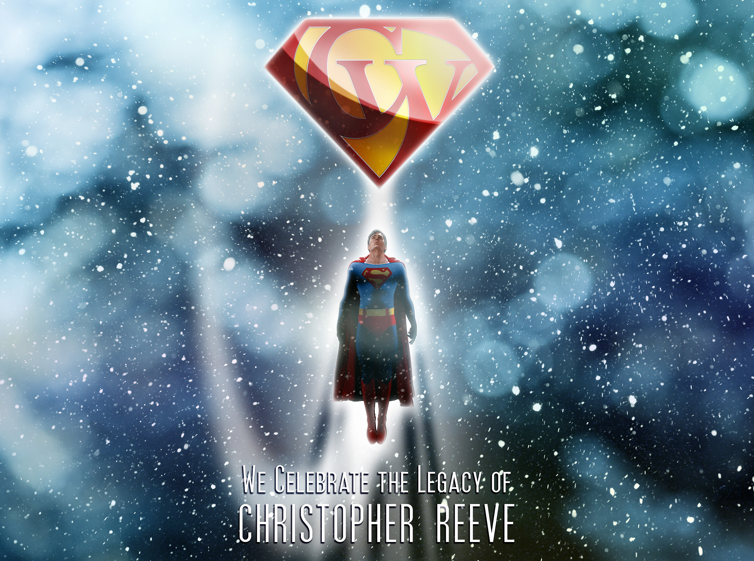 CapedWonder Superman Imagery. Christopher Reeve Superman Photos ...