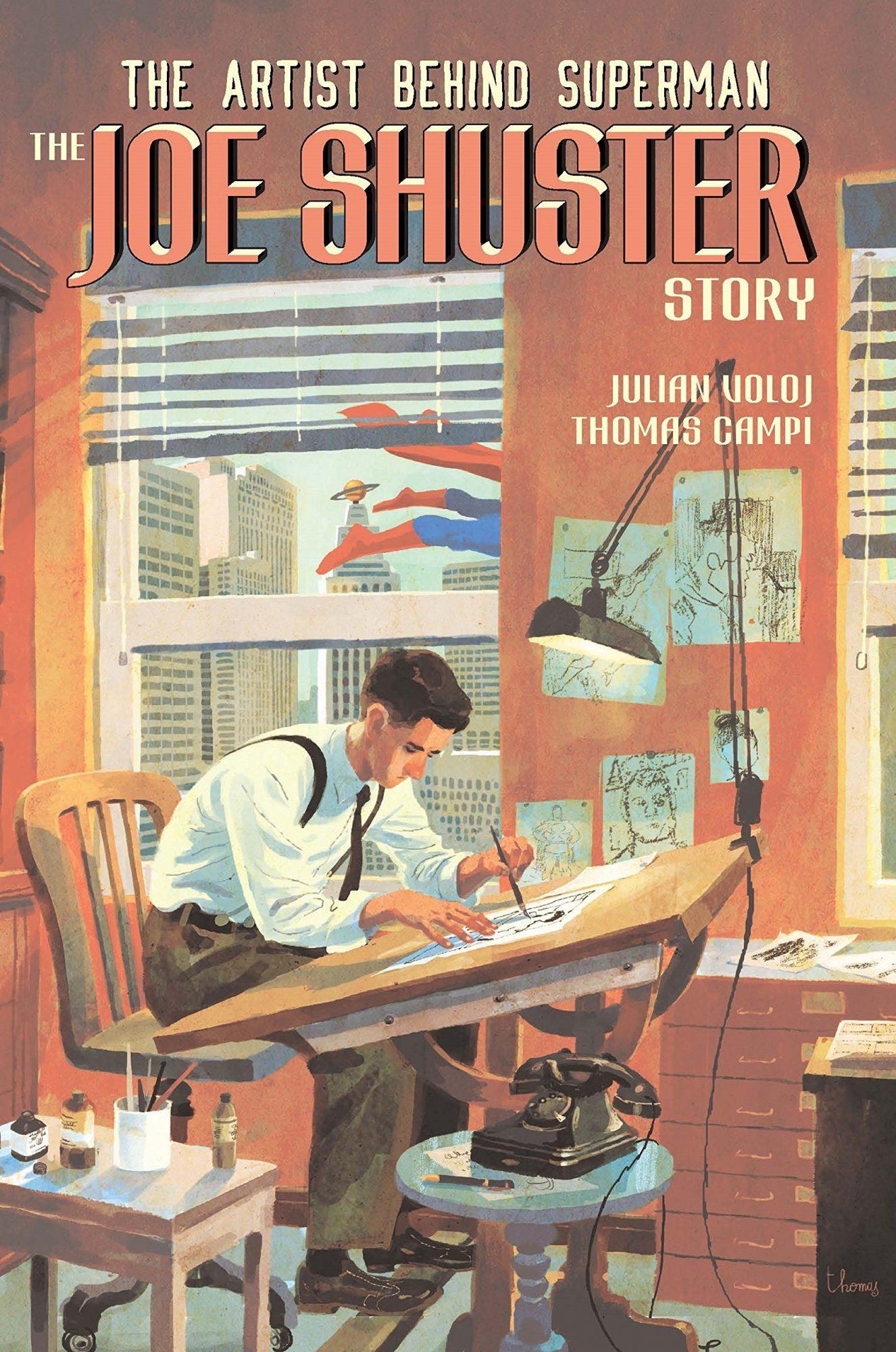 Joe-Shuster-Story
