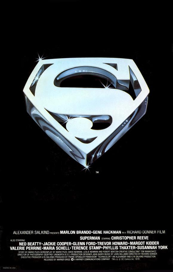 Superman ad.
