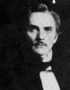 Terence Stamp as Dracula in 1978.
