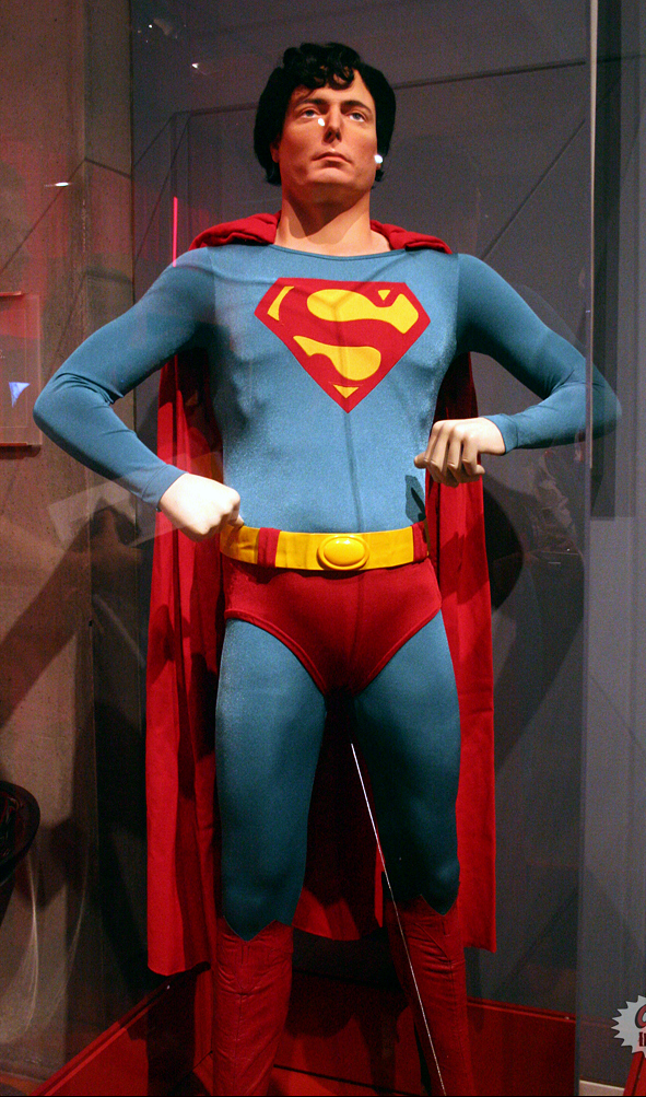 Authentic Christopher Reeve Superman Costumes ...