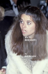Maria Shriver at the Superman-The Movie Presidential Premiere December 10, 1978.