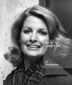 Actress Deirdre Hall at the Superman-The Movie Presidential Premiere December 10, 1978.