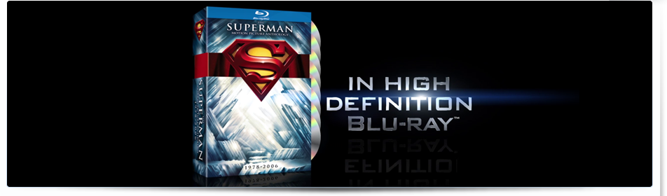 Superman The Motion Picture Anthology