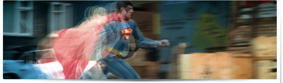 Superman II Theatrical Blu-ray screenshots.
