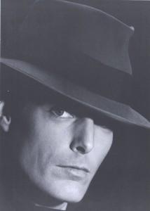 Photo by Greg Gorman, 1986.