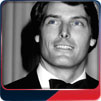 Christopher Reeve in a tux.