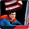 Christopher Reeve returns the American flag to the White House in Superman II.