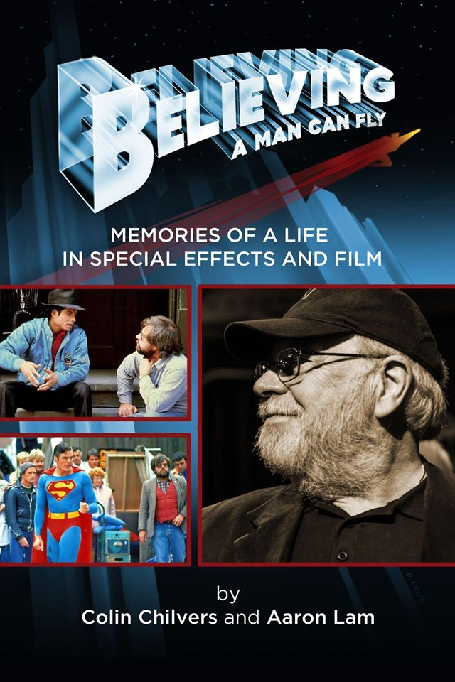 Believing a Man Can Fly: Memories of a Life in Special Effects and Film