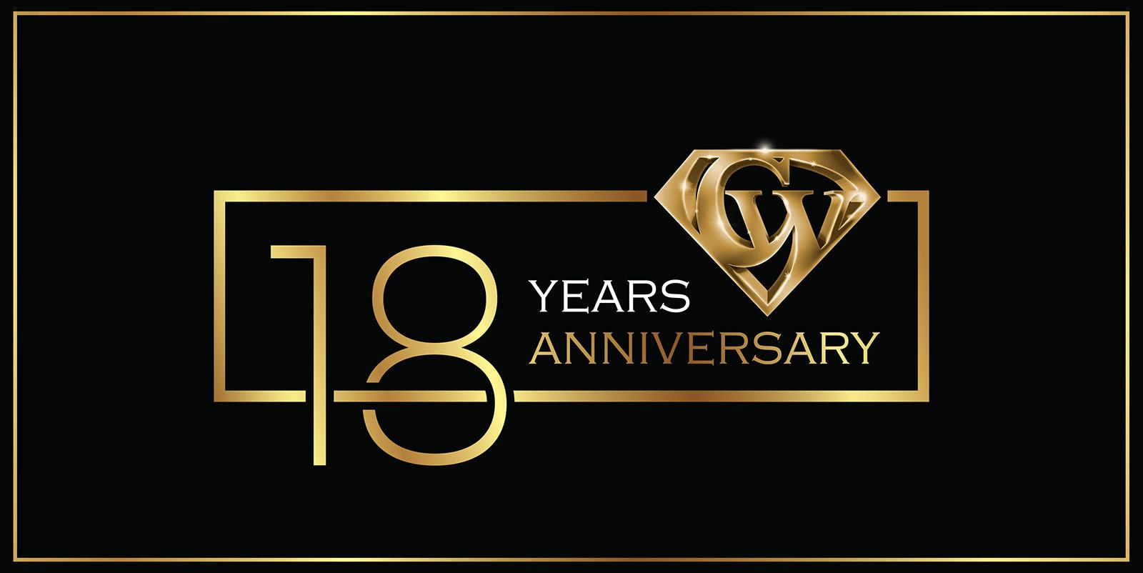 CapedWonder.com 18th Anniversary!