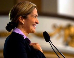 DANA REEVE DIAGNOSED WITH BREAST CANCER