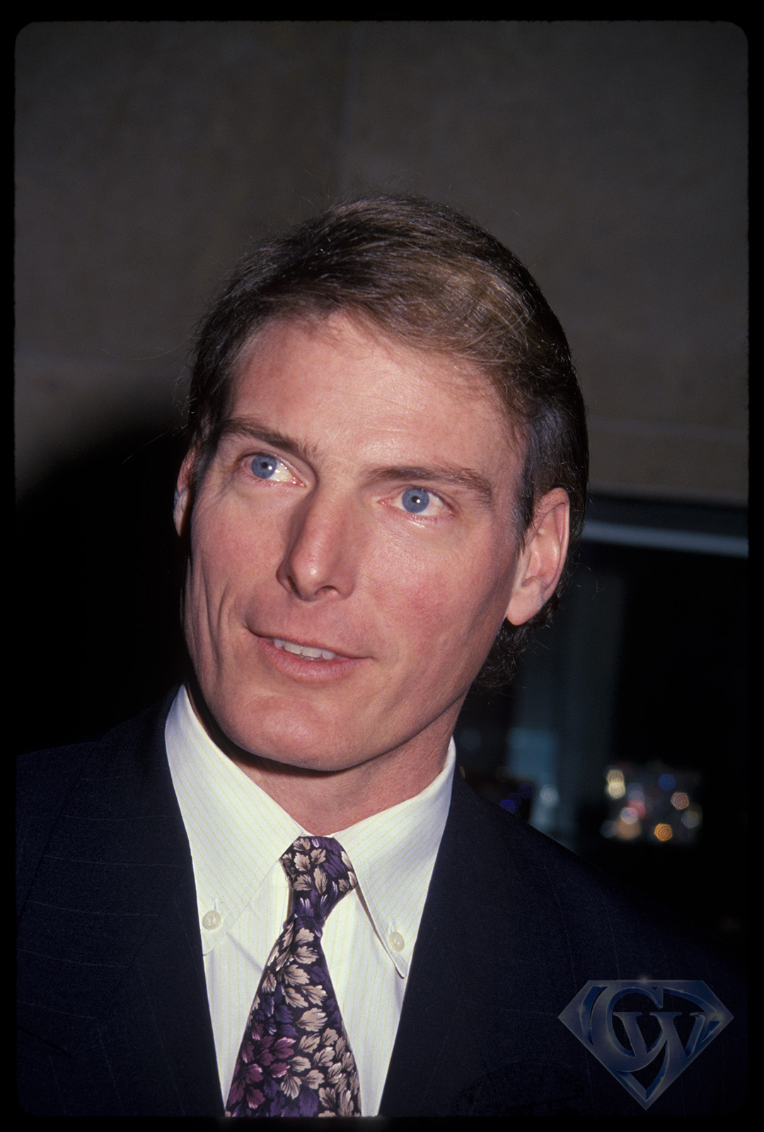Christopher Reeve in 1993.