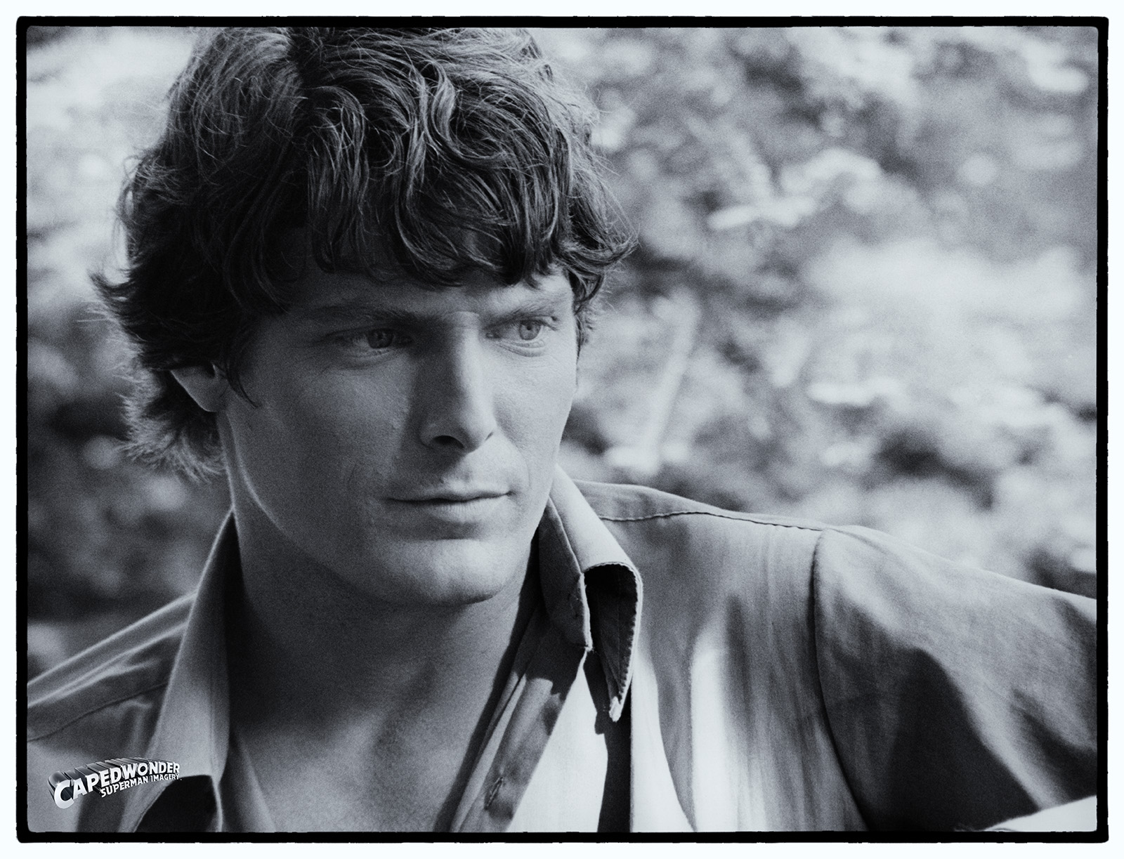 Christopher Reeve in the Summer of 1979