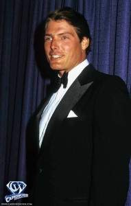 Christopher Reeve in 1984. Photo by Phil Roach.