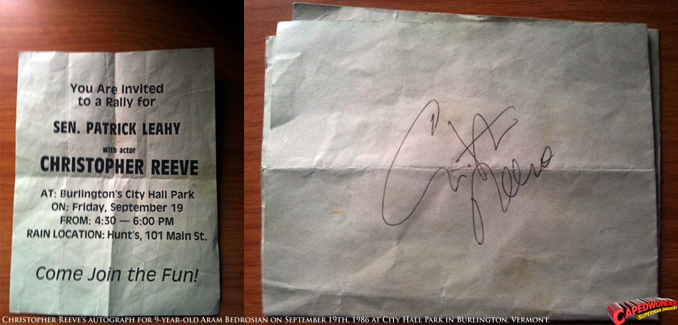 CW-Christopher-Reeve_autograph-for_Aram-Bedrosian