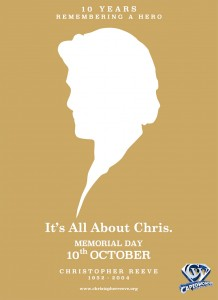 CW-Reeve-Memorial-week-ItsAllAboutChris logo