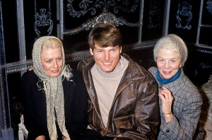 The play 'The Aspen Papers' was produced at the Theatre Royal, Haymarket, London and debuted on March 8, 1984. The cast included Vanessa Redgrave (left) playing Miss Tina, the lead, and Wendy Hiller (right) playing Juliana. Christopher Reeve played the male lead, Henry Jarvis. This play marked Chris' stage debut in the UK. Chris filmed 'The Bostonians' with Vanessa earlier that same year. 'The Bostonians' was released in U.S. theaters on August 2, 1984 and in September in the UK. Vanessa is still alive and Wendy passed away on May 14, 2003.