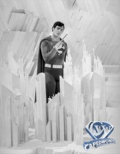 CW-SII-Fortress-Superman-called-to-me-B&W