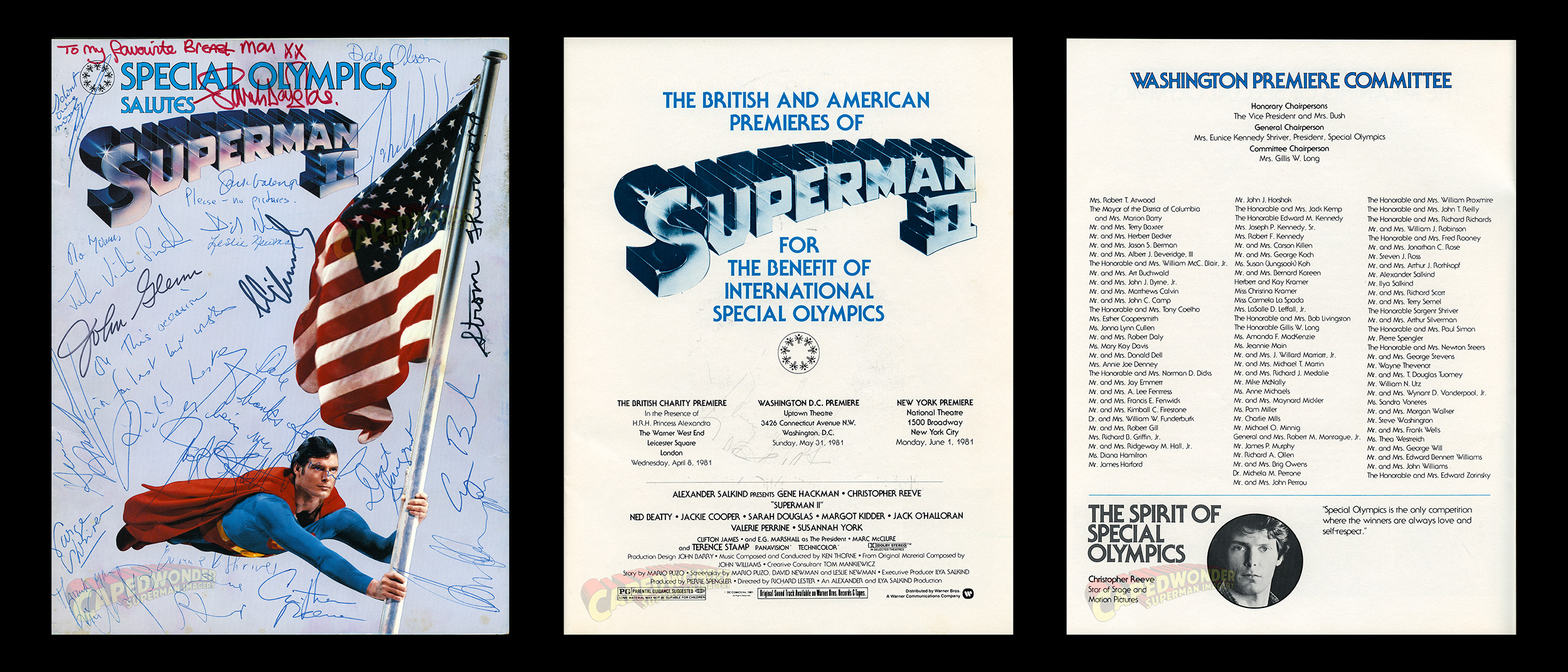 CW-SII-Special-Olympics-Premiere-autographed-program
