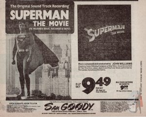 CW-STM-1978-soundtrack-Sam Goody-ad
