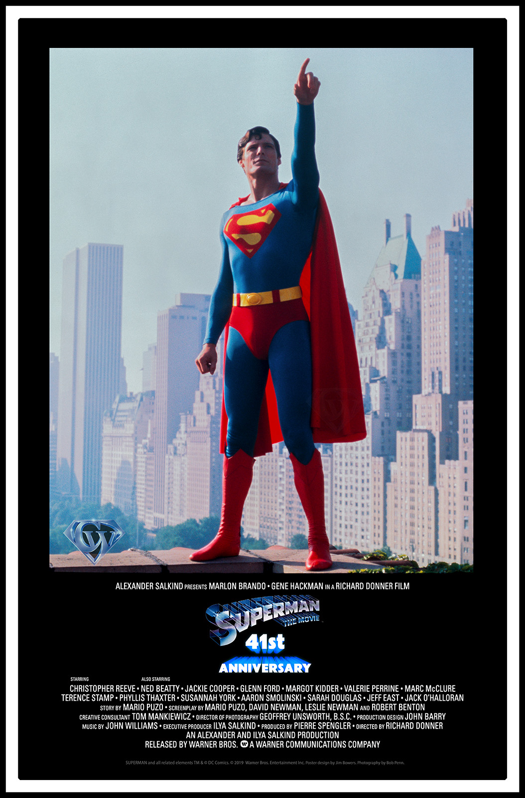 The 41st Anniversary of Superman: The Movie