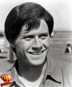 Jeff East as young Clark Kent in Superman-The Movie.