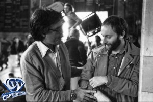 Richard Donner and Editor Stuart Baird.