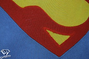 CW-Superman-Costume-2-May-2013-1. Photo by Martin Lakin.